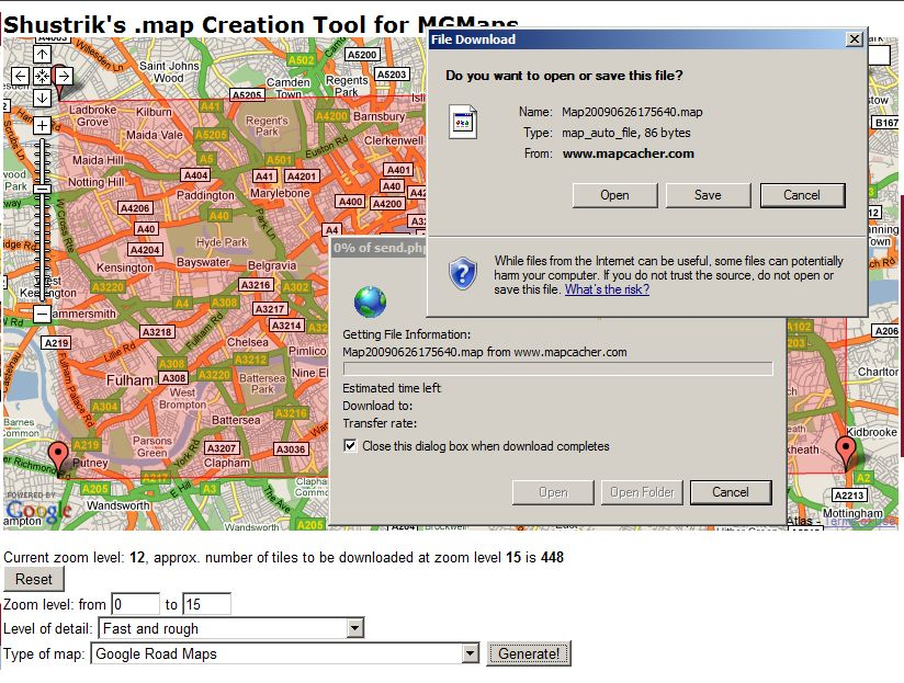 Mgmaps stored maps tutorial if you are using internet explorer then click the save button on the dialog box i suggest that you change the name to something more descriptive gumiabroncs Choice Image
