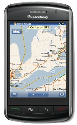 MGMaps - View maps from various sources on your mobile phone! on